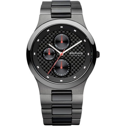 Bering Ceramic 32339-782 Black 39 mm Men's Watch - COCOMI