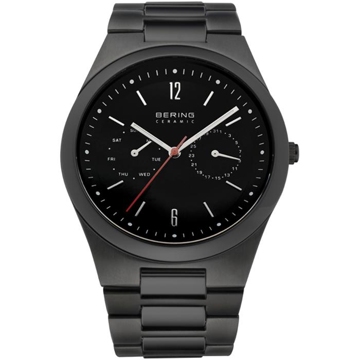 Bering Ceramic Black 40 mm Men's Watch (32339-792)-Bering-COCOMI