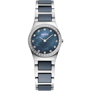 Ceramic 32426-707 Blue 26 mm Women's Watch-Bering-COCOMI