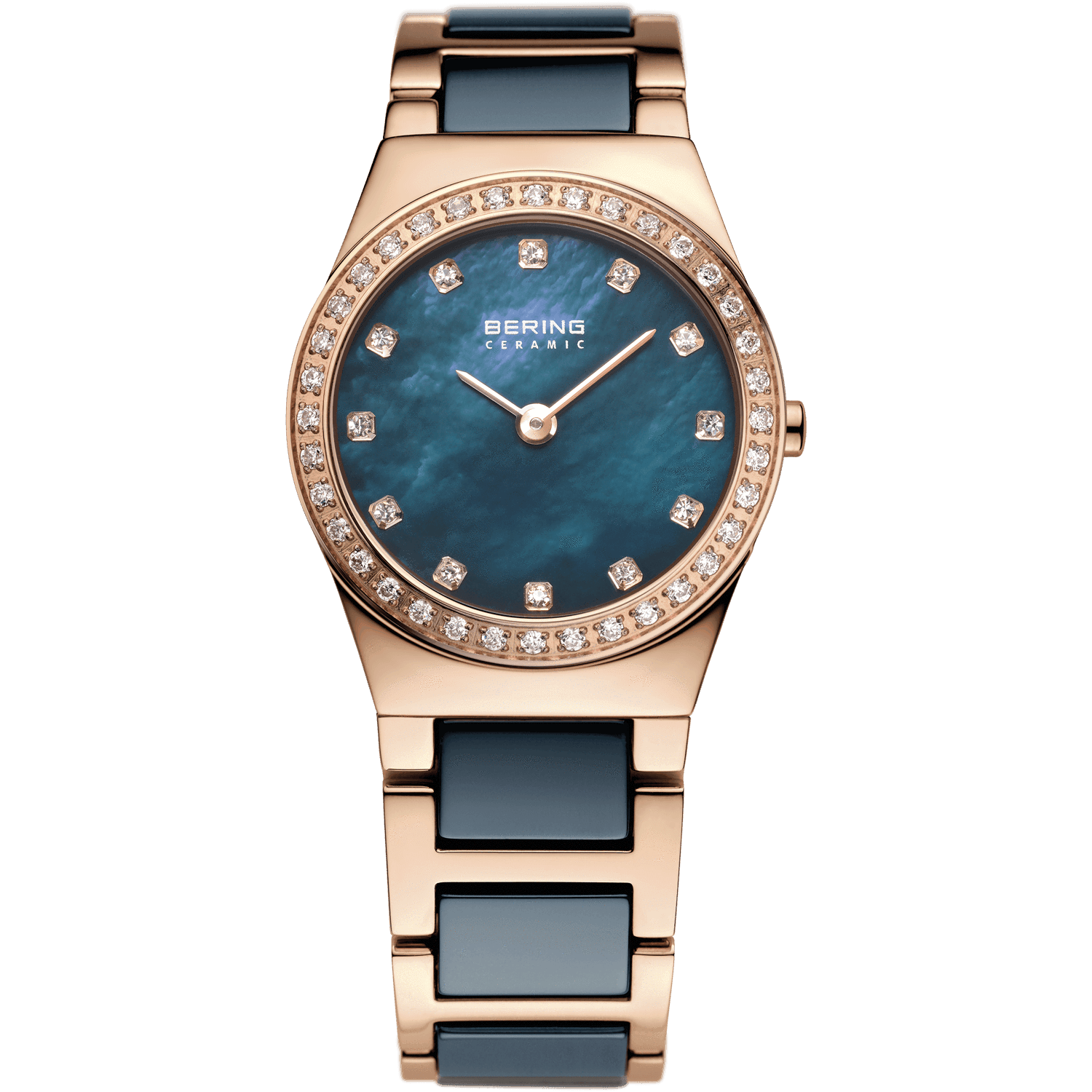 Bering Ceramic 32426-767 Blue 26 mm Women's Watch - COCOMI