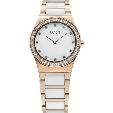 Bering Ceramic 32430-761 White 30 mm Women's Watch - COCOMI