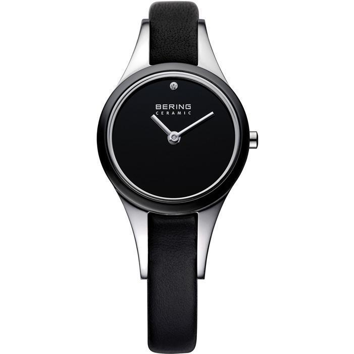 Bering Classic 33125-442 Black 26 mm Women's Watch - COCOMI