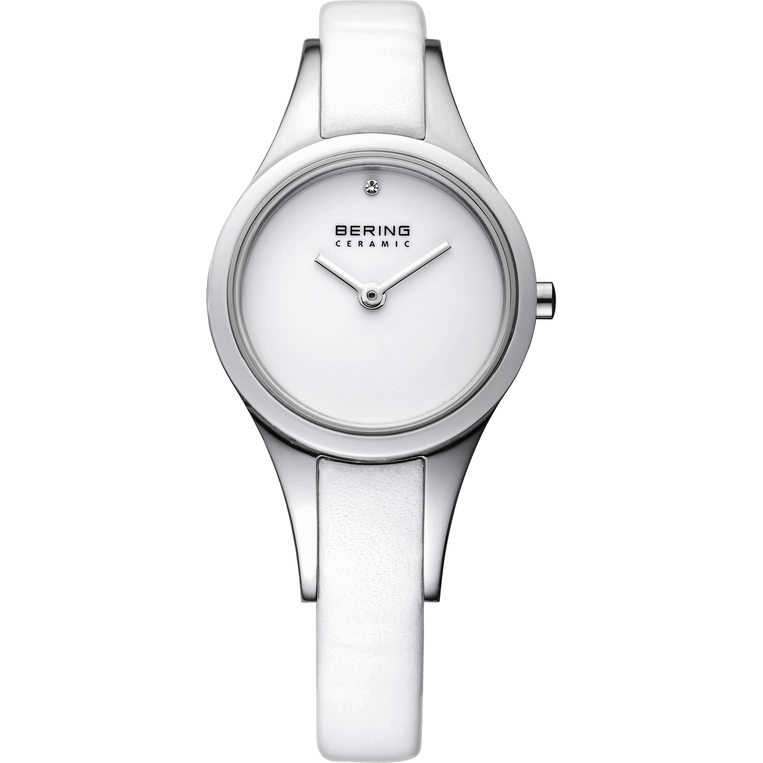 Bering Ceramic 33125-654 White 25 mm Women's Watch - COCOMI