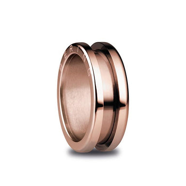 Bering Arctic Symphony Polished Rose Gold Ring (520-30-X3)-BERING-COCOMI