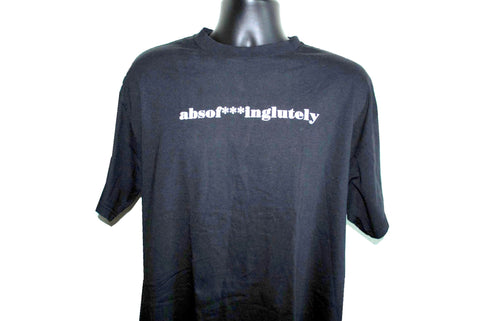 2004 Sex and the City Absof***ckinglutely Vintage HBO TV Show Promo T-Shirt