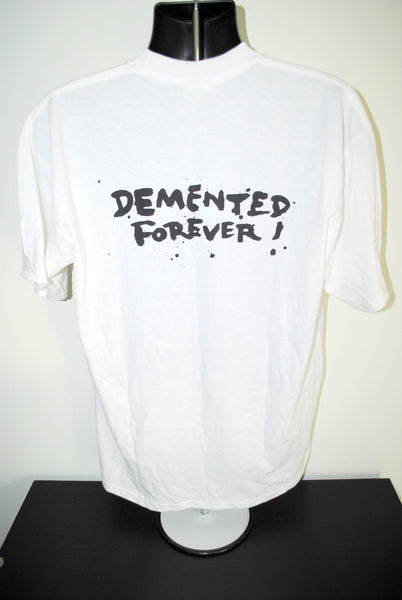 2000 Cecil B. Demented Vintage Demented Forever Cult Classic John Waters Movie Promo T-Shirt
