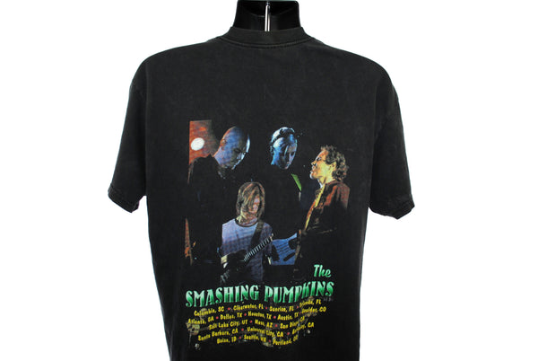 2000 The Smashing Pumpkins Vintage Stand Inside Your Love Era Machina/The Machines of God Tour Rare Hip Hop Rap Tee Style Bootleg Grunge Rock Concert T-Shirt