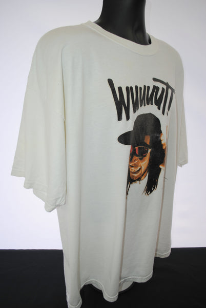 2004 Lil Jon & the East Side Boyz Wuuuut! Rare Vintage What U Gon Do Era Crunk Juice Hip Hop Album Promo T-Shirt