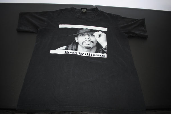2006 Katt Williams FEEL FREE TO HATE ON ME Vintage Pimp Chronicles pt.1 Classic Stand Up Comedy Special Promo T-Shirt