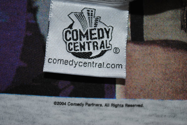 2004 Jim Dangle Vintage Reno 911 Comedy Central Classic Cops Style Police Comedy Satire TV Show Promo T-Shirt