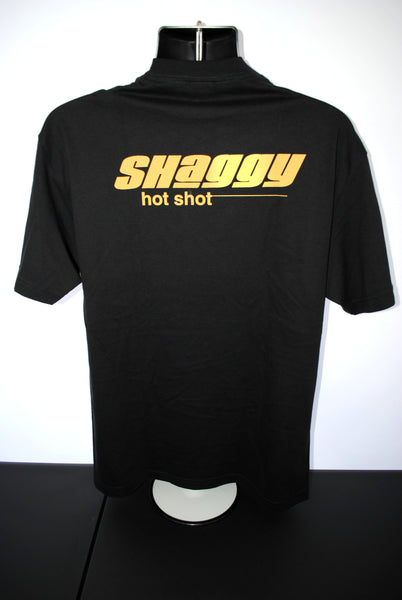 2001 Shaggy Vintage It Wasn't Me Single Release Promo Classic 00s Pop Culture Hip Hop Concert T-Shirt