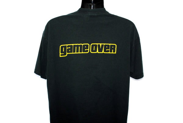 2004 Lil Flip Vintage U Gotta Feel Me Era GTA Style Game Over Single Release Promo Classic Houston TX Hip Hop Concert Tour T-Shirt