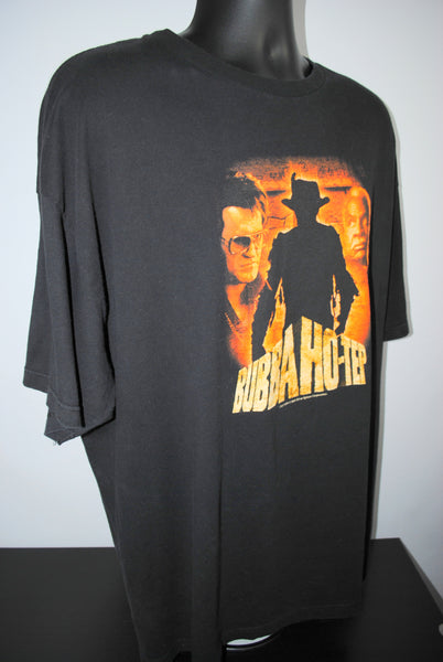 2003 Bubba Ho-Tep Vintage Bruce Campbell Cult Classic Elvis Presley Comedy Horror Movie Promo T-Shirt