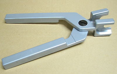 "Doll Armature Pliers - 3/8"" size made of solid aluminium"