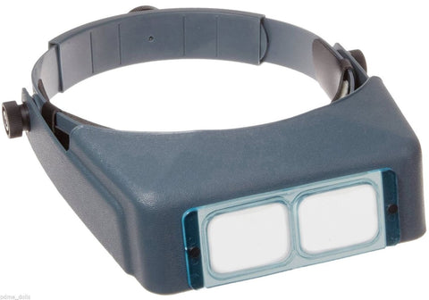 OptiVISOR (by Donegan USA) Headband Magnifier