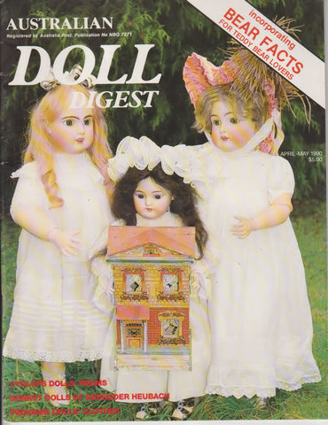 Australian Doll Digest 9004 - Apr/May 1990