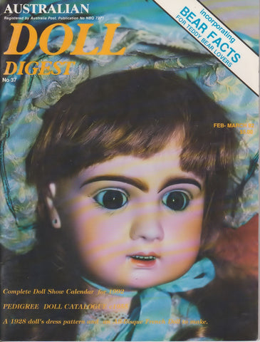 Australian Doll Digest 9202 - Feb/Mar 1992