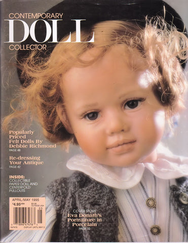 Contemporary Doll Collector 9504 - Apr 1995