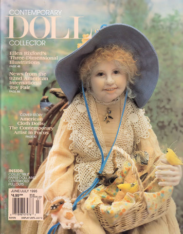 Contemporary Doll Collector 9506 - Jun 1995