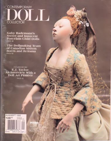Contemporary Doll Collector 9508 - Aug 1995