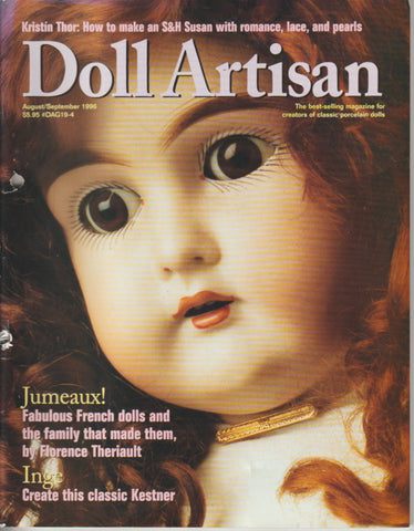Doll Artisan 9608 -  Aug/Sep 1996
