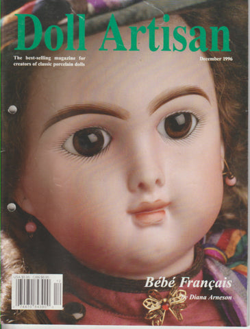 Doll Artisan 9611 -  Nov/Dec 1996