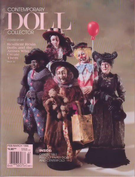 Contemporary Doll Collector 9602 - Feb 1996