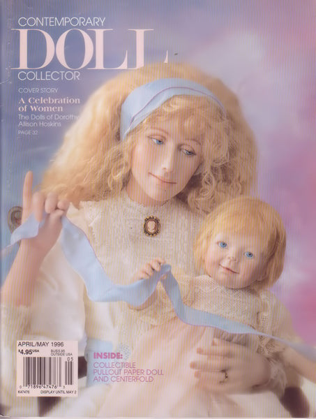 Contemporary Doll Collector 9604 - Apr 1996