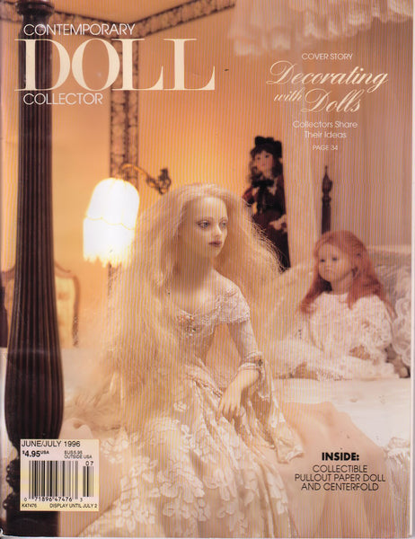 Contemporary Doll Collector 9606 - Jun 1996