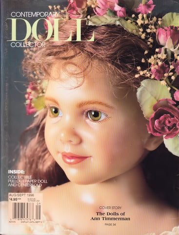 Contemporary Doll Collector 9608 - Aug 1996