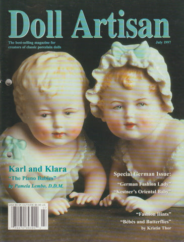 Doll Artisan 9706 -  Jun/Jul 1997