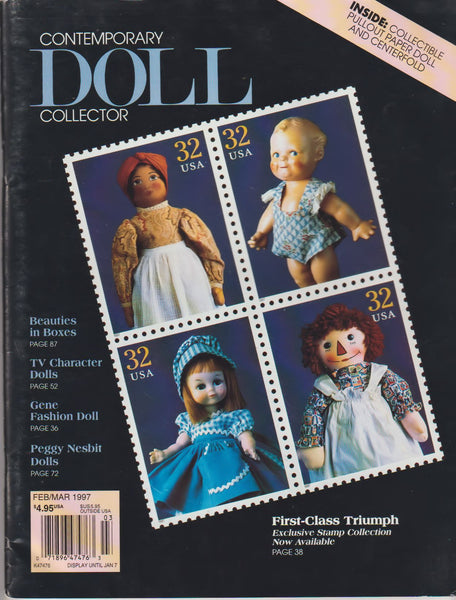Contemporary Doll Collector 9702 - Feb 1997