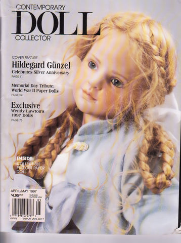 Contemporary Doll Collector 9704 - Apr 1997