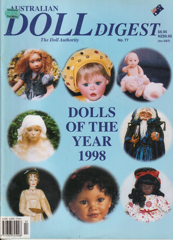 Australian Doll Digest 9810 - Oct/Nov 1998