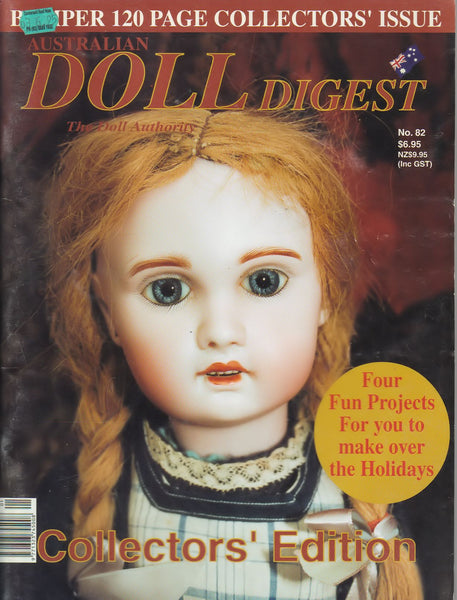 Australian Doll Digest 9912 - Dec 1999