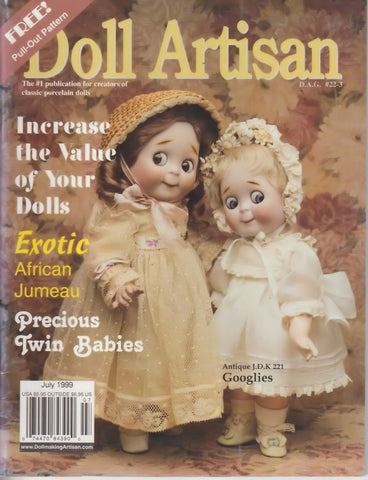 Doll Artisan 9907 -  July 1999