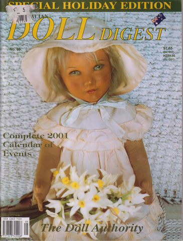 Australian Doll Digest 0012  -   Dec 2000