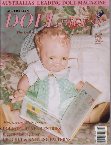 Australian Doll Digest 0007 - Jul 2000