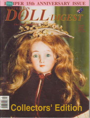 Australian Doll Digest 0003 - Mar 2000