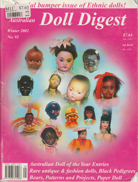 Australian Doll Digest 0206 -   Jun 2002