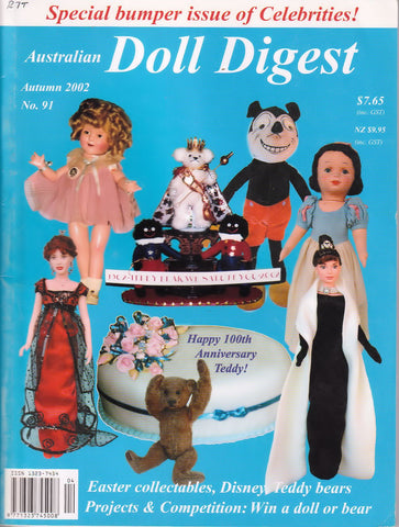 Australian Doll Digest 0203 -   Mar 2002