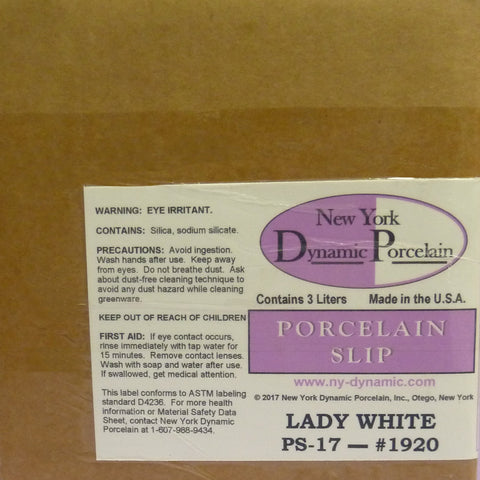 Lady White 1 x 3 litre box