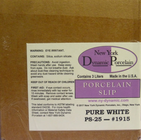 Pure White 1 x 3 litre box