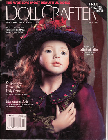 Doll Crafter 9507 - July 1995