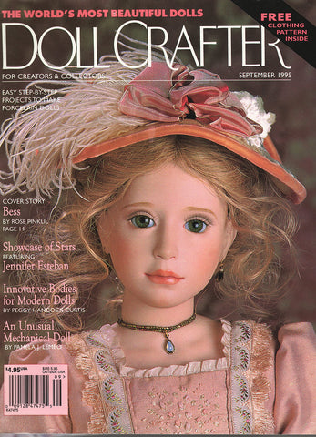 Doll Crafter 9509 - September 1995