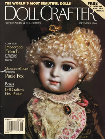 Doll Crafter 9609 - September 1996