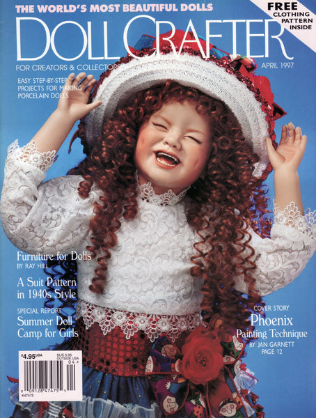 Doll Crafter 9704 - April 1997