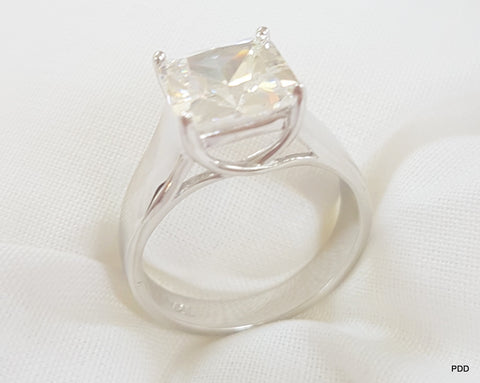 Sterling Silver Bailey Ring