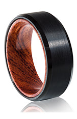 Tungsten Ring - TUR705BP