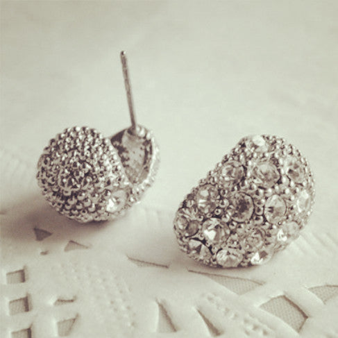 Beetle stud earrings. FREE shipping